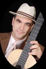 Guitarra profeessor Daniel Morgade