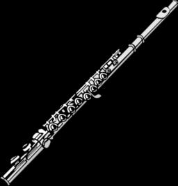 La flauta transversal