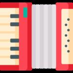 play thge accordion