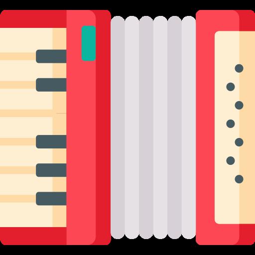 lerne ein Akkordion zu spielen