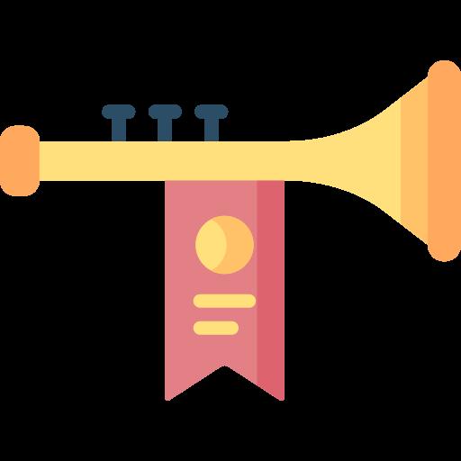 lerne ein Horn zu spielen