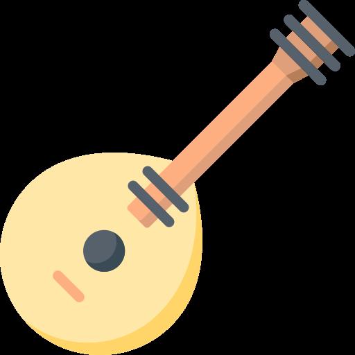 lerne ein Banjo zu spielen